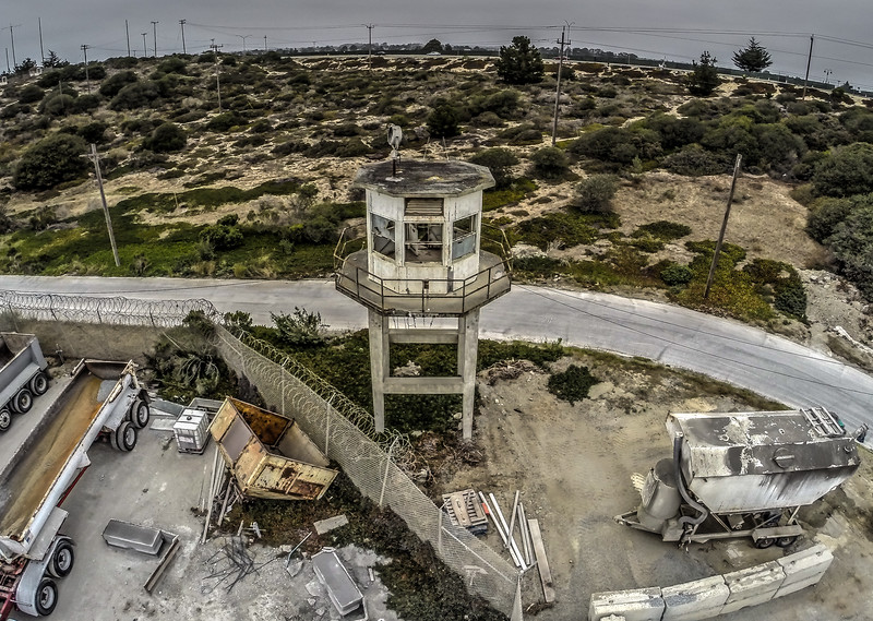 031 Fort Ord Stockade Tower 2