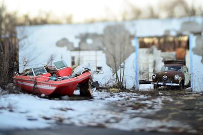Boat & Car, Plains, PA
