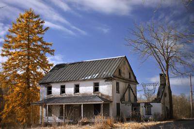 Abandoned Home---Souderton, PA