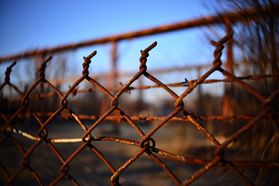 Rusty Fence---Lansdale, PA