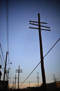 Telephone Poles---Pottstown, PA