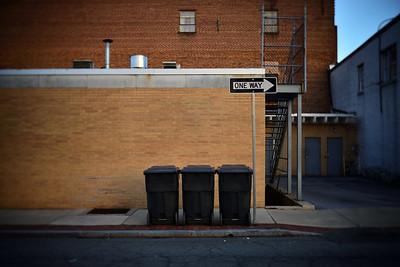 One Way---Pottstown, PA