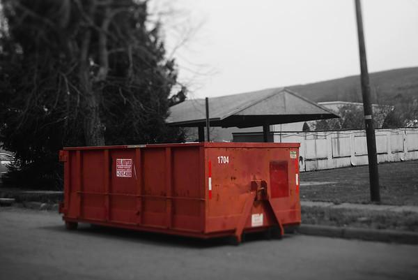Dumpster---Wilkes-Barre, PA