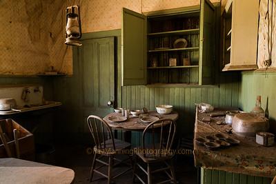 Kitchen in Bodie