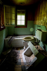 Abanoned Bathroom