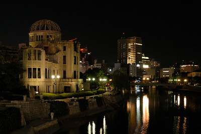 Peace Dome Hiroshima, Japan November 2003