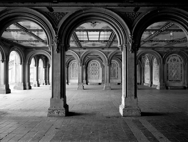 Seventeen Arches