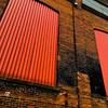 ACF Building with Orange WIndows @  St. Charles