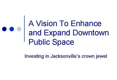 A Vision to Enhance and Expand Downtown Public Space