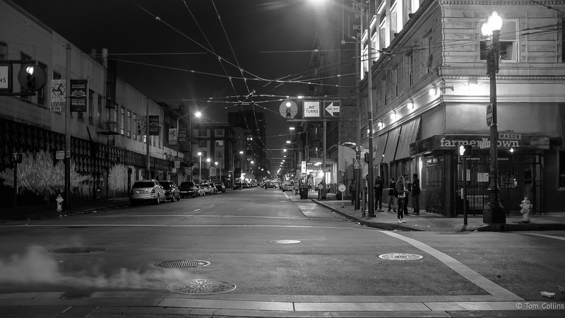 The Tenderloin District Late Night ~ San Francisco, California 20140128-DSCF0237