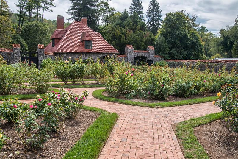 Biltmore Estate Gardens