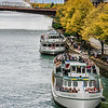 Tour Boats, Chicago River