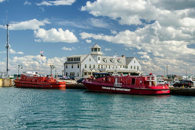 Chicago Marine Safety Station