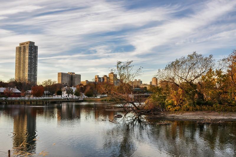 Autumn in Lincoln Park
