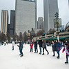 Millennium Park Skating
