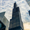 Willis Tower (Architects: Fazlur Khan and Bruce Graham, Skidmore, Owings & Merrill