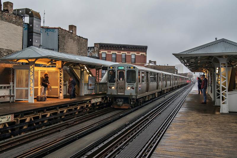 Western Avenue Station