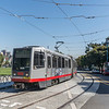 MTA Light Rail, Duboce Park