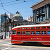 Pacific Electric (Southern California) Historic Streetcar No. 1061