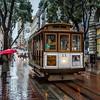 Powell Street, Rain