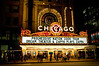 CHI 012                         <br /> The Chicago Theatre on State Street in downtown Chicago, IL.