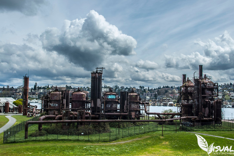 Gasworks - Seattle Washington