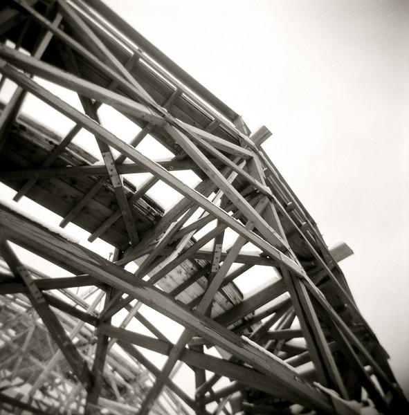 Lagoon Roller Coaster, Farmington, Utah