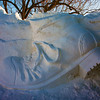Winterlude Snow Sculpture