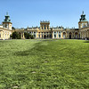 Wilanow - a Royal Summer Palace of King Jan III Sobieski, XVIIc