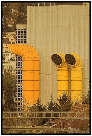 Industrial yellow