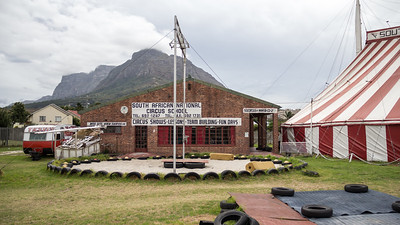South African National Circus School