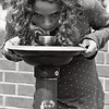 Child at Drinking Fountain.