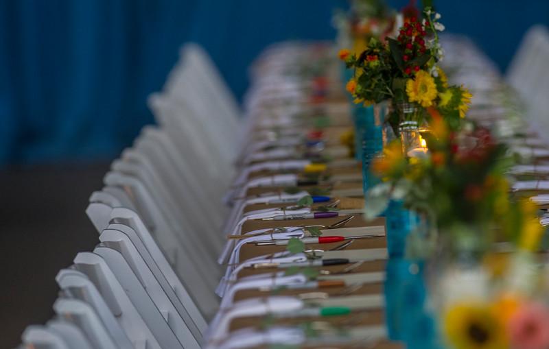 4th annual Collaboration Dinner.  Photos by Evan Semón