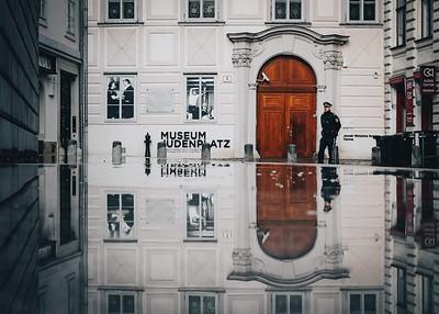 Museum Judenplatz, Wein