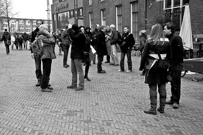 Urban Photo Collective in actie