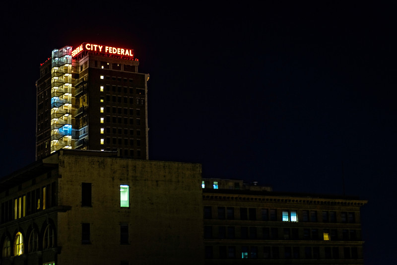 city federal building