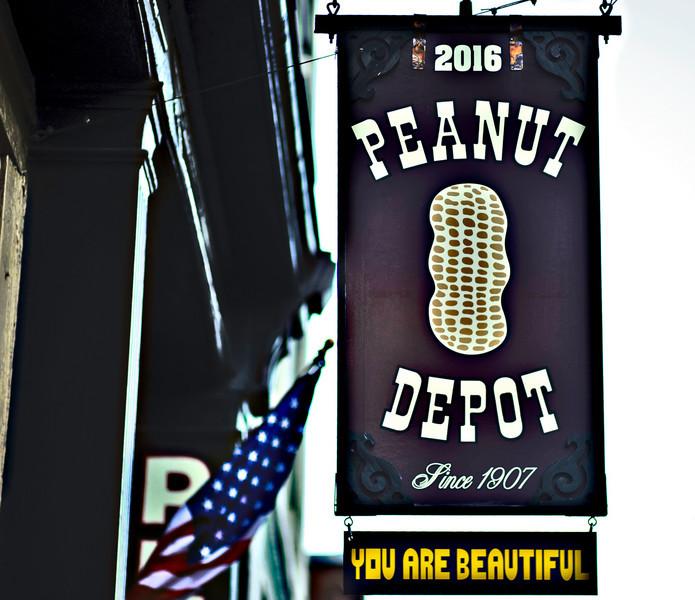 The Peanut Depot, Morris Avenue, Birmingham, Alabama