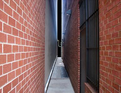 Red corridor Alexandria, VA