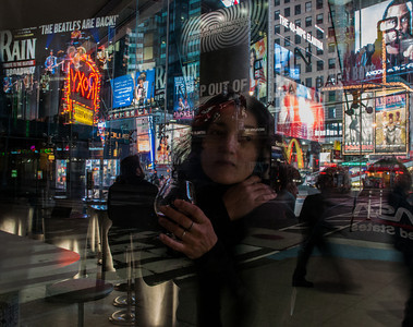 The Times Square dream