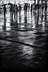 Umbrellas  Munich, Germany.