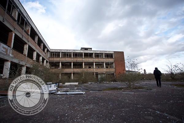 ICI Factory Manningtree