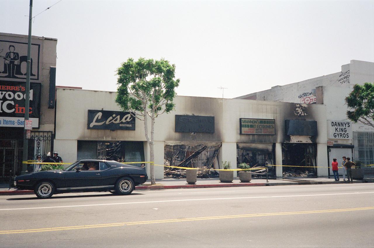 1992 Los Angeles Riot Damage - 9 of 34