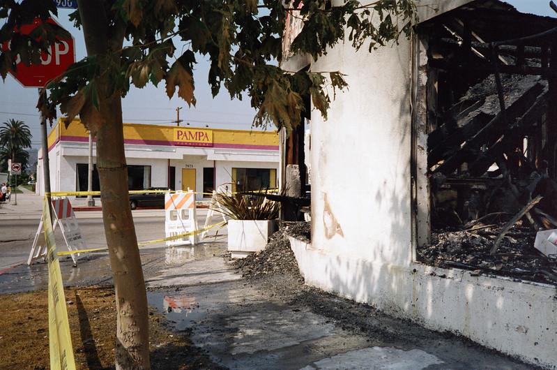 1992 Los Angeles Riot Damage - 28 of 34