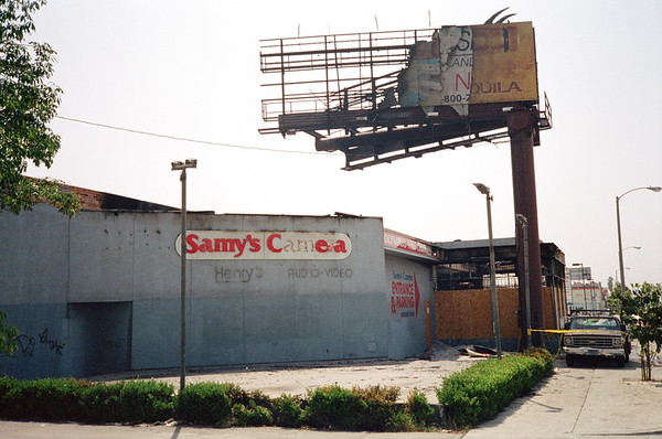 1992 Los Angeles Riot Damage - 16 of 34