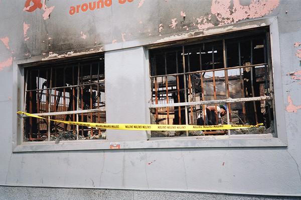 1992 Los Angeles Riot Damage - 17 of 34