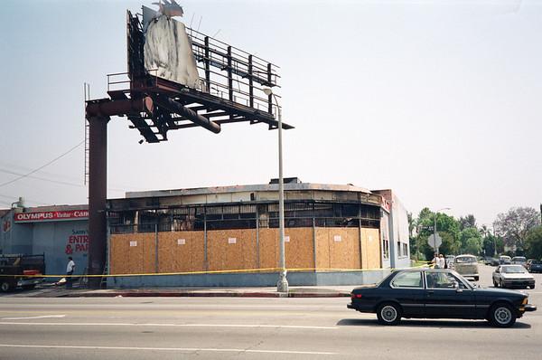 1992 Los Angeles Riot Damage - 14 of 34