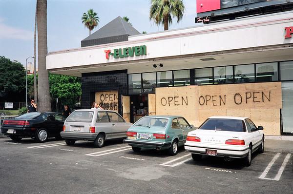 1992 Los Angeles Riot Damage - 31 of 34