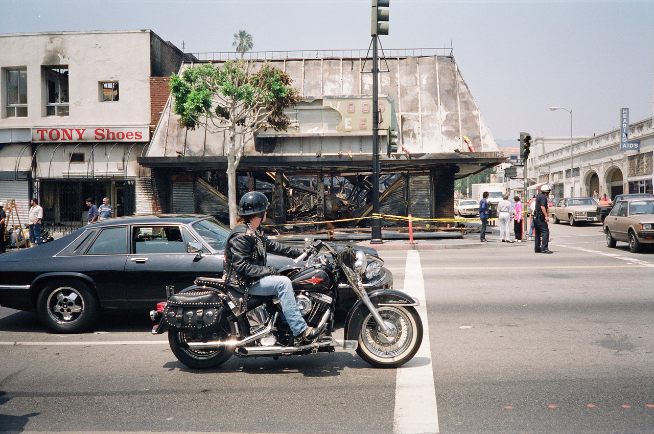 1992 Los Angeles Riot Damage - 4 of 34