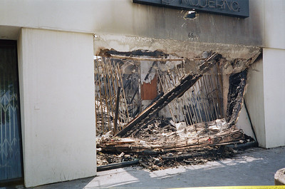 1992 Los Angeles Riot Damage - 12 of 34