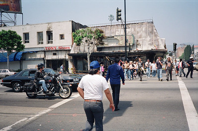 1992 Los Angeles Riot Damage - 3 of 34